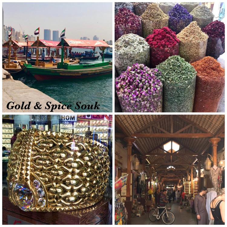 gold and spice souk