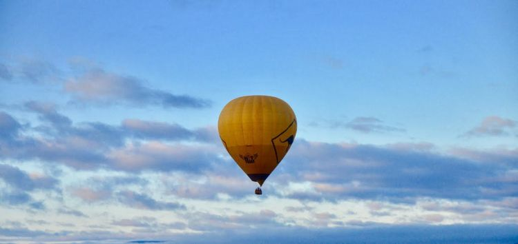 Hot Air Balloon ride, Australia