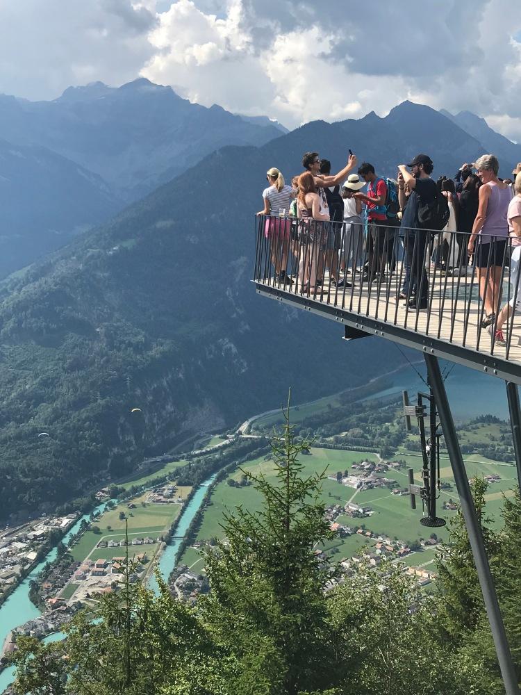 Harder Kulm, Interlaken